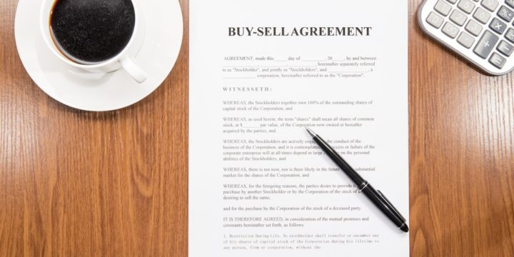 Why You Should have a Buy-Sell Agreement
